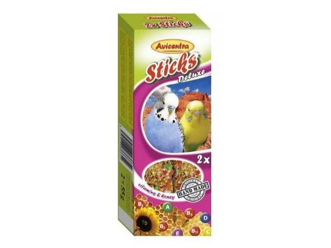 Avicentra tycinky andulka vitaminy a med 2 ks