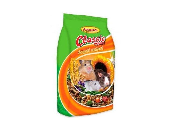 Avicentra classic menu maly hlodavec 1 kg