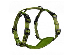 alcott Adventure Harness Medium Green