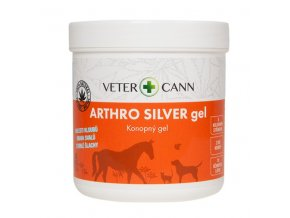 ARTHRO silver gel 250 ml rez