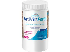 3D ArtiVit Forte 600g etiketa