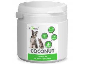 kokosový olej pro psy