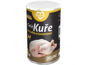 konzerva celé kuře