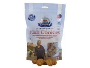 FMD Treats Salmon Cookies 200 g