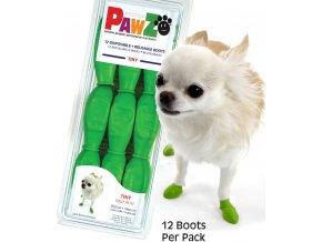 ochranné návleky na packy pro malé psy