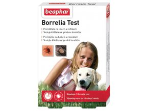 beaphar test borrelia original