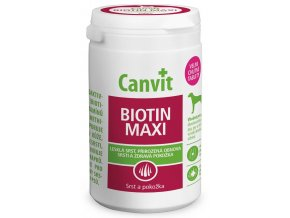 Canvit Biotin Maxi pro psy (Canvit Biotin Maxi pro psy Canvit Biotin Maxi pro psy 500g)