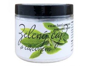 2574 1 zeleny caj s citronem prirodni sprchove maslo 200 ml