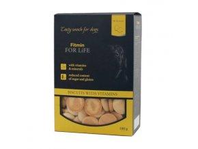 FFL dog Biscuits 180g (psí piškoty)