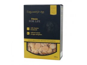 FFL dog Biscuits mini 180g (psí piškoty mini)