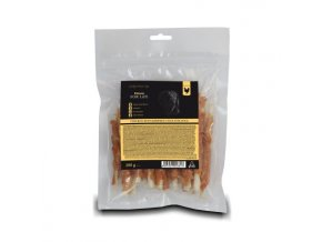 FFL dog treat chicken with rawhide stick 200g