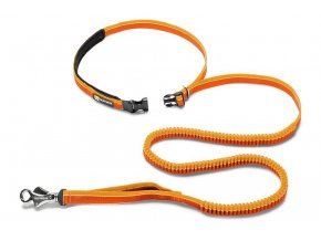 Voditko pro psy Roame Leash orange L