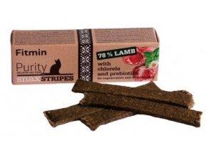 4484 fitmin cat purity snax stripes lamb 35 g 1