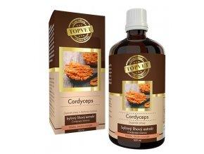4748 cordyceps tinktura kapky 100 ml