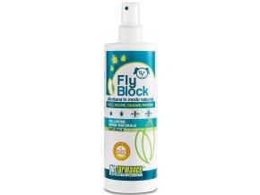 FlyBlock přírodní repelent pro psy