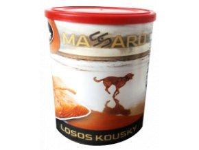 massaro konzerva se 100% obsahem lososa