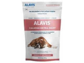 ALAVIS Calming Extra silný přípravek na potlačení stresu u psů