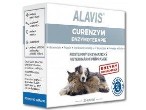 ALAVIS CURENZYM Enzymoterapie podpora imunity