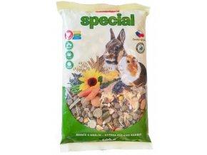 Darwins special 500 g kralici a morcata