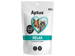 Aptus Relax vet 30 žvýkacích tablet