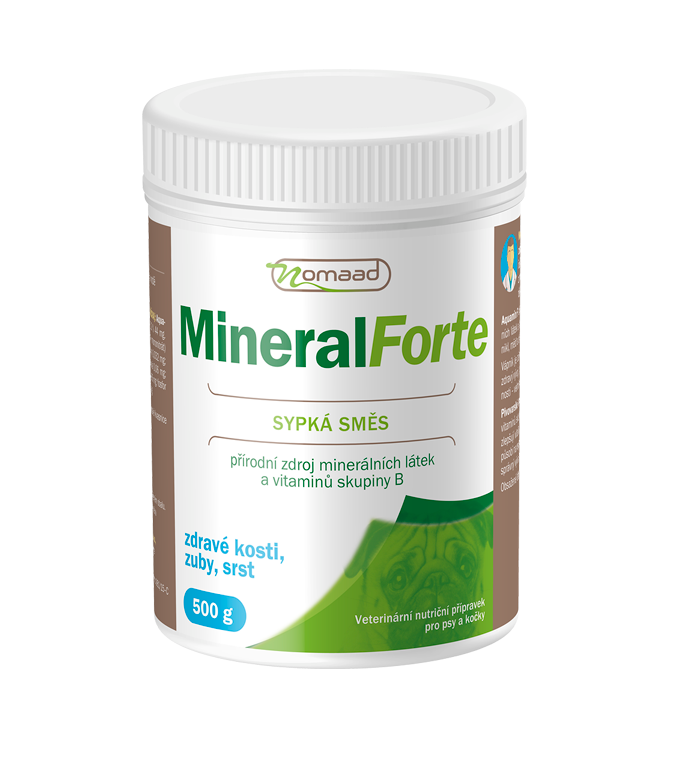 Nomaad Mineral Forte 500g SALE expirace 06/17