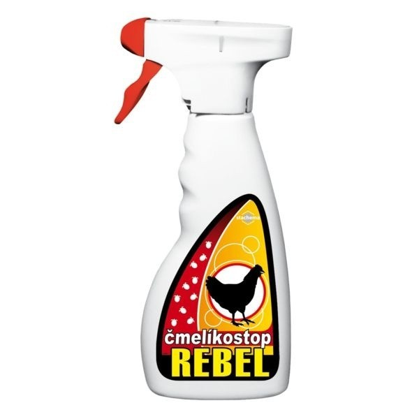 REBEL PROTI ČMELÍKŮM 500ML SPR