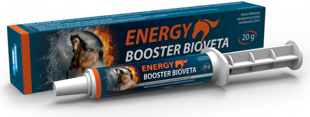 Bioveta Energy Booster 20g