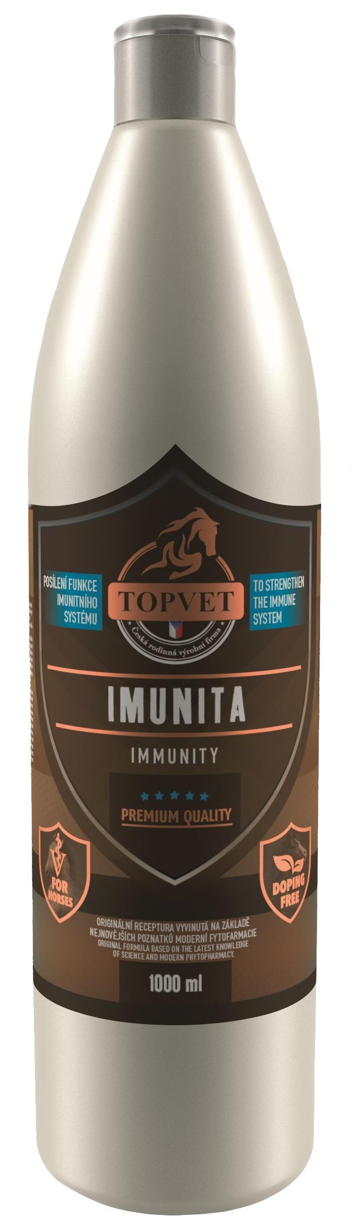 Topvet Sirup Imunita 1l