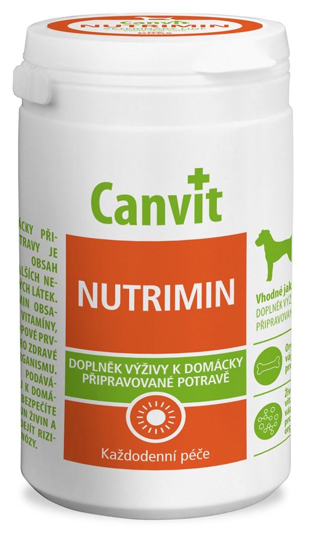 Canvit Nutrimin pro psy Canvit Nutrimin pro psy: Canvit Nutrimin pro psy 230g