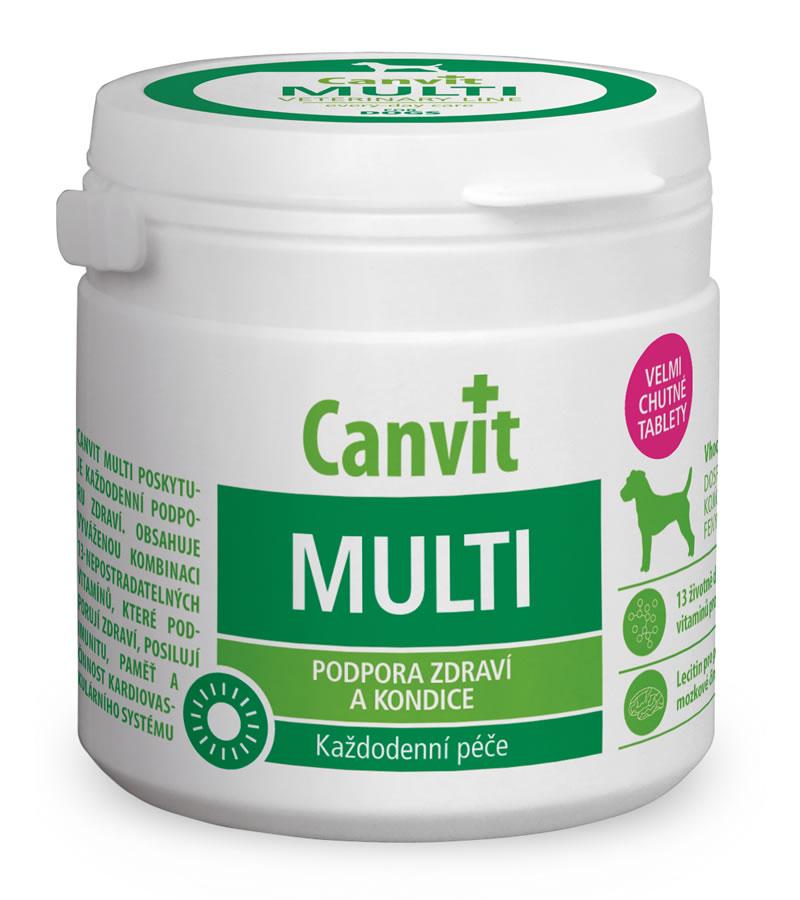 Canvit Multi pro psy Canvit Multi pro psy: Canvit Multi pro psy 100g