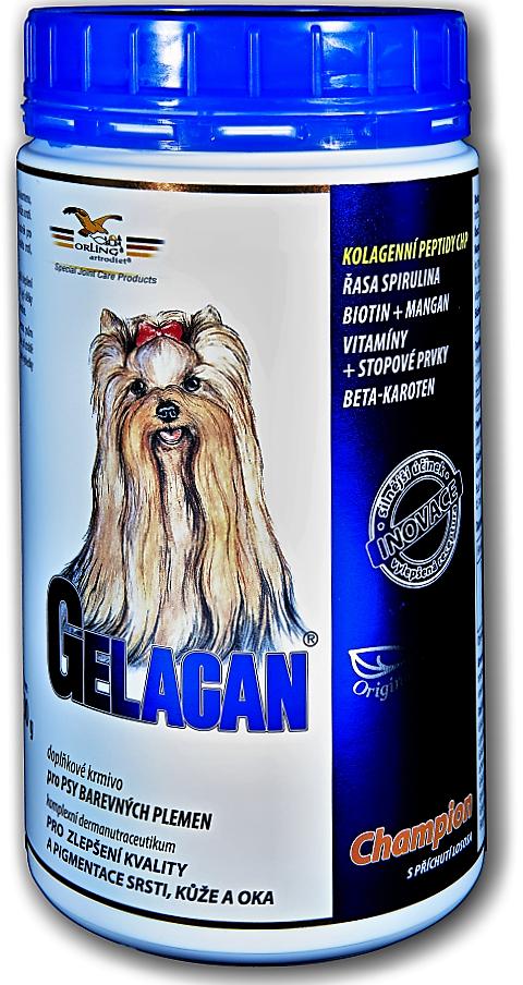 Orling Gelacan Champion barevný balení: Gelacan Champion barevný 500g