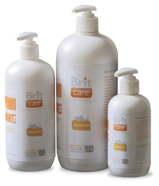 Brit Care Lososový olej velikost: 250 ml