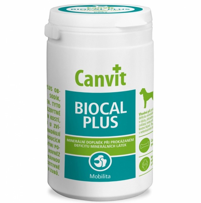 Canvit Biocal Plus 1000g new