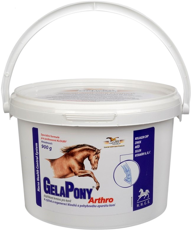 Orling Gelapony Arthro balení: Gelapony Arthro 900g