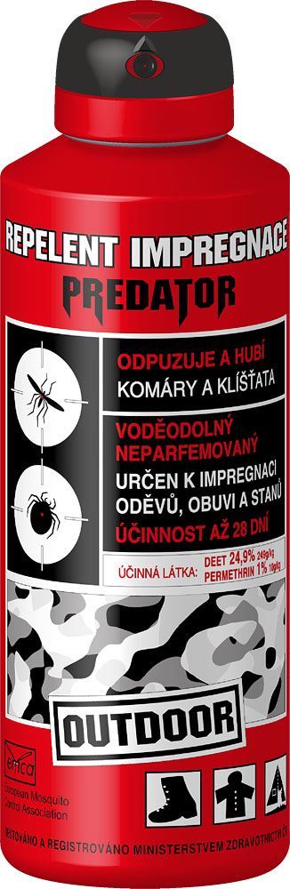 Predator repelent Outdoor Impregnace spray 200 ml