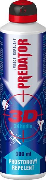 Predator 3D spray repelent 300 ml