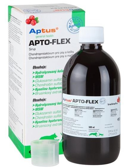 Orion Pharma Animal Health Aptus APTO-FLEX VET sir. 500 ml