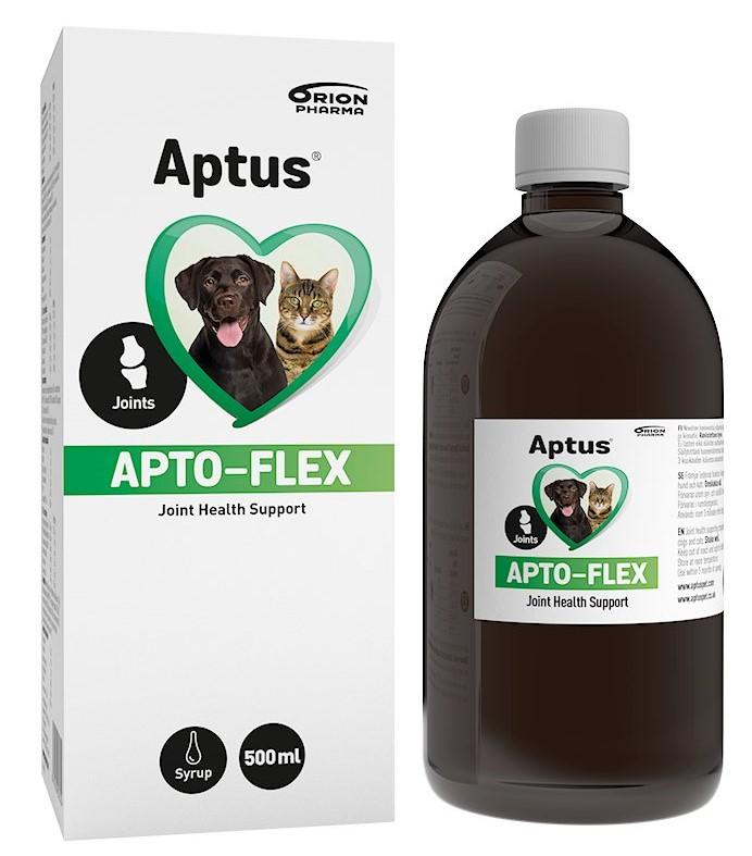 Orion Pharma Animal Health Aptus APTO-FLEX VET sir. 500 ml