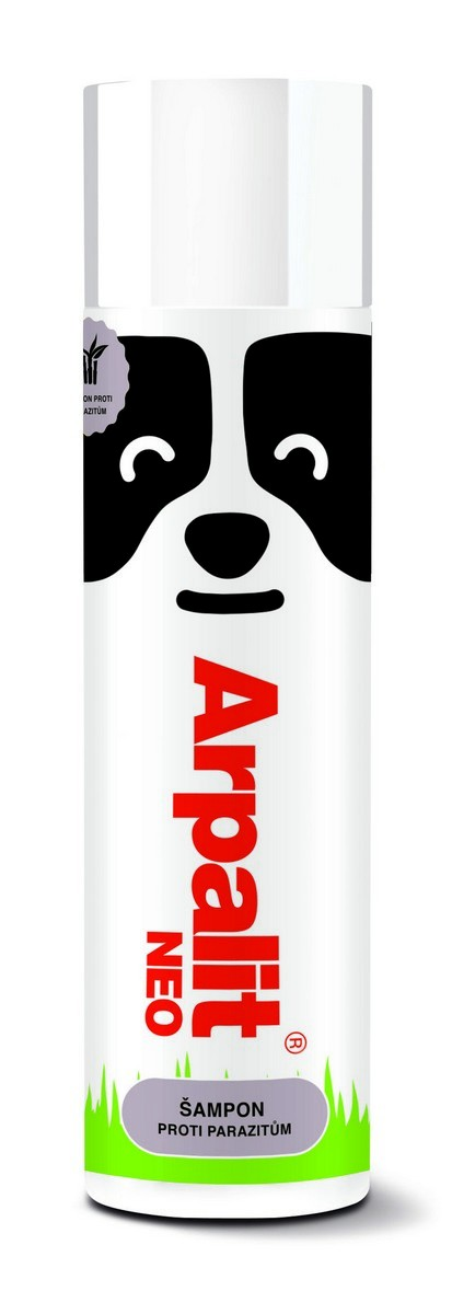 Arpalit NEO šampon proti parazitům s bambusovým extraktem Objem: 250ml