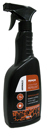 Repelent Predátor Animals 500 ml