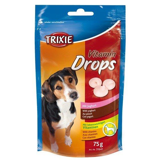 TRIXIE Vitamin Drops s jogurtem 200g