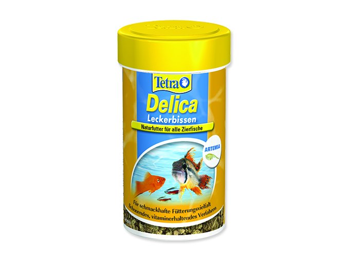 TETRA Delica Brine Shrimps 100 ml