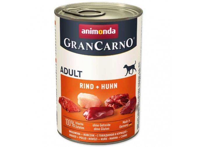 Animonda Gran Carno hovězí + kuře