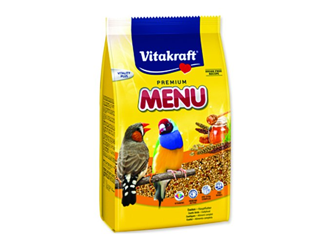 Menu VITAKRAFT exotis complete bag 500 g