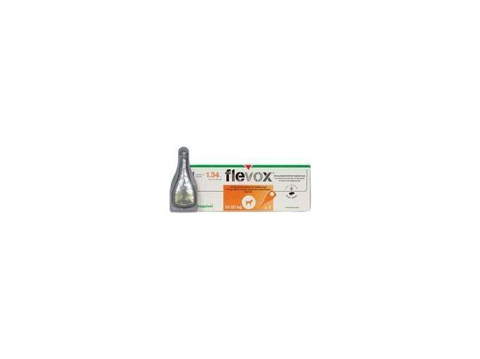 Flevox M 134mg spot-on dog 1 x 1,34 ml