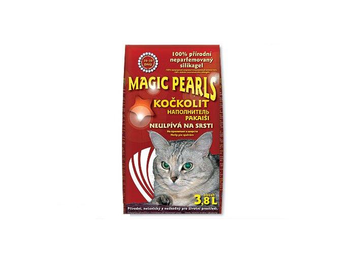 Kočkolit MAGIC Pearls Litter 3.8l