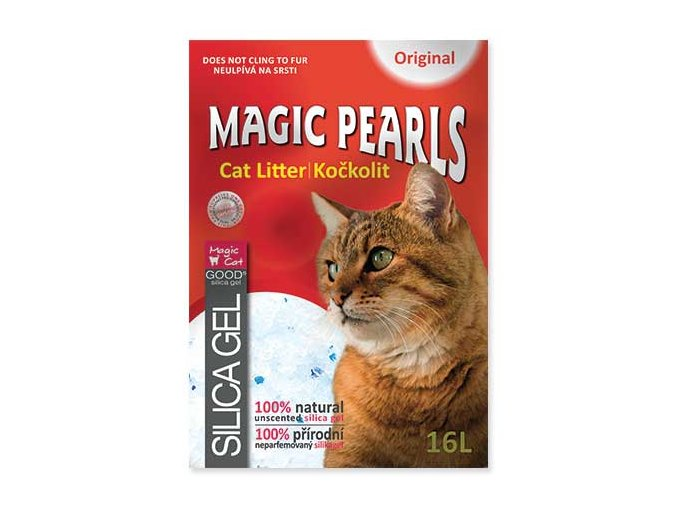 Kočkolit MAGIC Pearls Litter 16 l