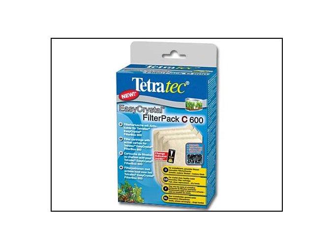 Náplň aktivní uhlí TETRA EasyCrystal Box 600 3ks