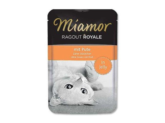 MIAMOR kapsička Ragout Royale krůta v želé 100g