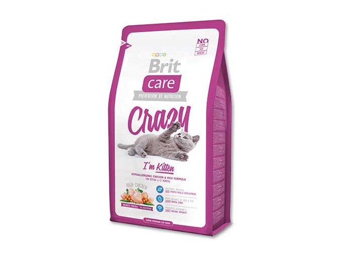 BRIT Care Cat Crazy I`m Kitten